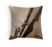 Clifton Suspension Bridge, Bristol, UK Throw Pillow