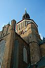 MVP06 Marien Kirche, Stralsund, Germany. by David A. L. Davies