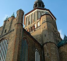 MVP06 Marien Kirche, Stralsund, Germany. by David A. L. Davies