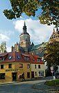MVP07 Marien Kirche, Stralsund, Germany. by David A. L. Davies
