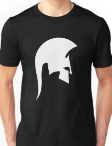 Sparta White Unisex T-Shirt