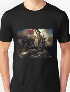 Liberty Leading the People Unisex T-Shirt