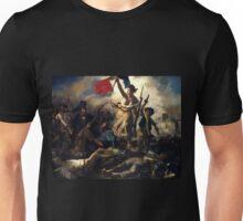 Liberty Leading the People Unisex T-Shirt