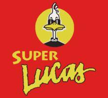 Super Lucas by Allen Lucas