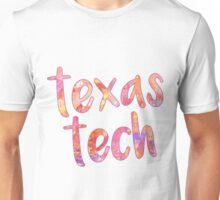 TX Tech Unisex T-Shirt