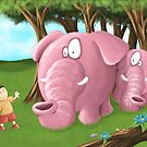 The Bubbalophants by Calvin Innes