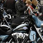 Ride of Respect 2011 by Paul Woloschuk