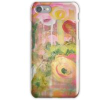 Flower Garden iPhone Case/Skin