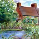 Flatford Mill by bevmorgan