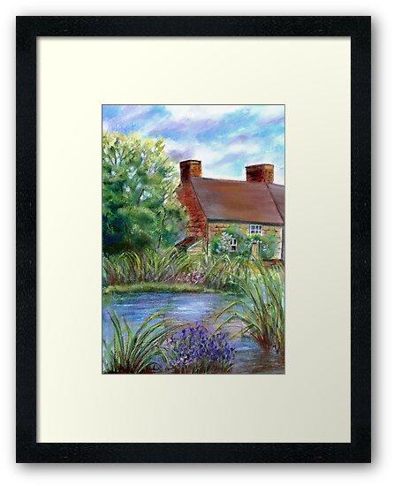 Flatford Mill by bevmorgan
