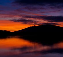 Dingle Sunset by Mark Lyons