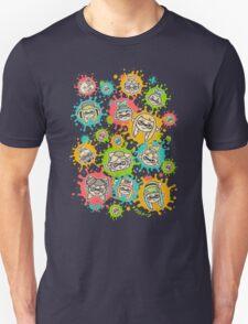 Splat Festival Unisex T-Shirt