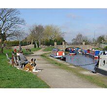 Trent & Mersey Canal, Willington Photographic Print