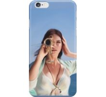 High By The Beach (Lana Del Rey) iPhone Case/Skin