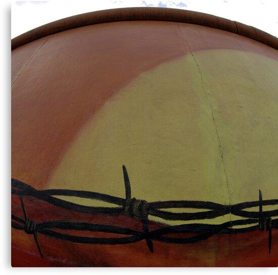 Berlin Wall by David Crausby