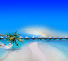 Dream Beach by Nasko .