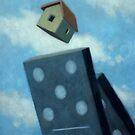 The Domino Falls by Rob Colvin
