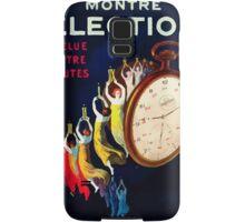 Leonetto Cappiello Affiche Montre Élection Samsung Galaxy Case/Skin