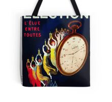 Leonetto Cappiello Affiche Montre Élection Tote Bag