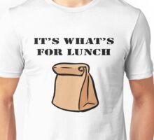 Brown Baggin' It Unisex T-Shirt
