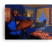 Emu Plains Metal Print