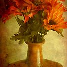Just a flower display ©  by Dawn Becker
