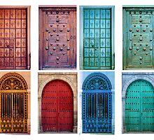 Vintage doors by Atanas Bozhikov Nasko