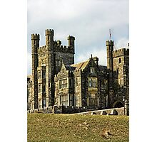 Crom Estate - the new castle Photographic Print