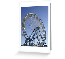 Ride in the Sky Greeting Card
