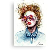 chic Canvas Print