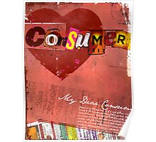 Consumer Poster