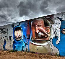 Polderweg by Roddy Atkinson
