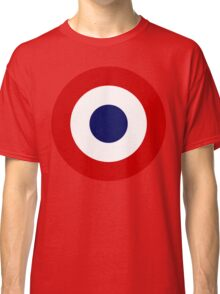 French Air Force Insignia Classic T-Shirt