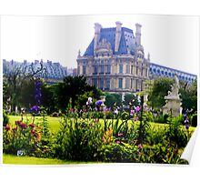 Musée du Louvre Poster