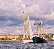 Seaport Favorites by JoeGeraci