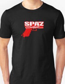 SPAZ Combat Logo T-Shirt