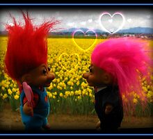 Troll Love by AngieBanta