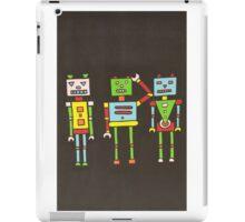 Big Brother Loves Robots iPad Case/Skin
