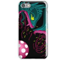 couple of dragons chasing a ball iPhone Case/Skin