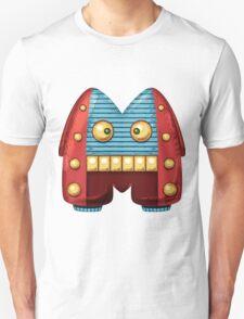 "The letter ""Mavi"" Unisex T-Shirt"