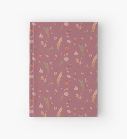 Shallots and Herbs Hardcover Journal