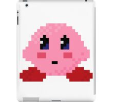 Kirby Pixel iPad Case/Skin