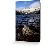 Tasmania, Cradle Mt Greeting Card