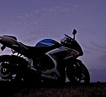 Abstract GSXR by Philtography