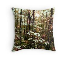 Floating in a Dance... They Enchant Throw Pillow