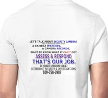 That's our Job - Security Unisex T-Shirt