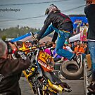 Motorcycle Superman by Philtography