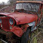 Jalopy Jeepster by wiscbackroadz