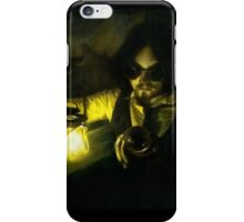 The Scientist iPhone Case/Skin
