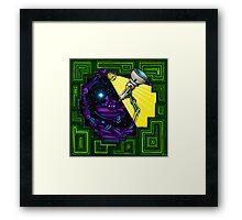 Matrix... Framed Print